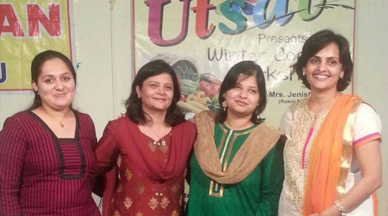 Utsav Winter Cooking Workshop